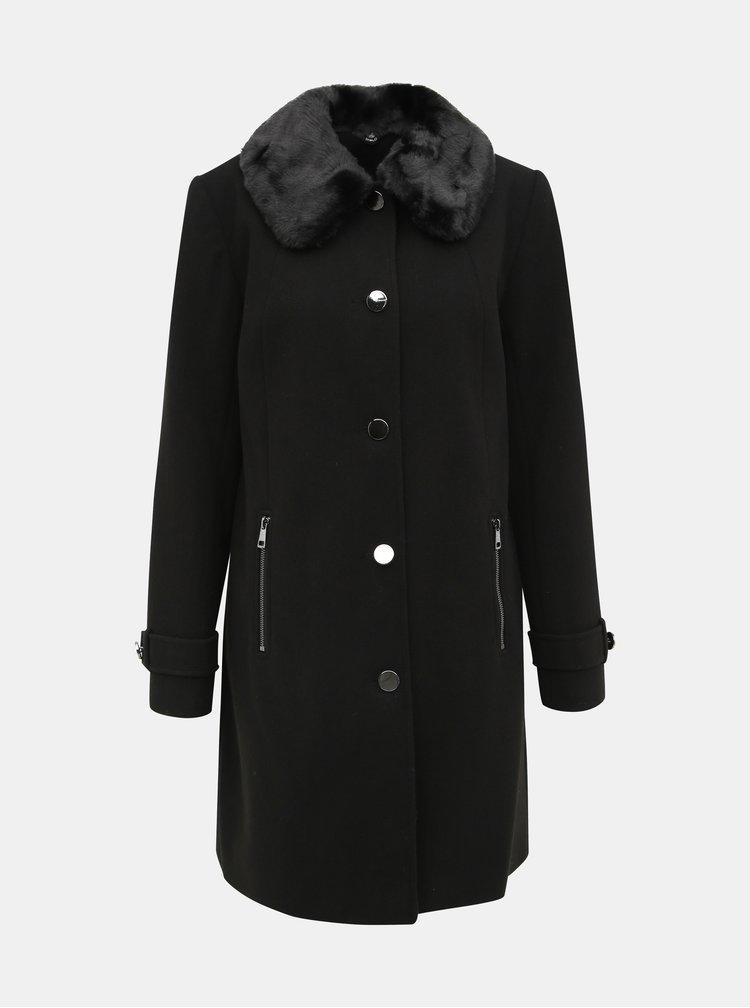 Čierny kabát M&Co