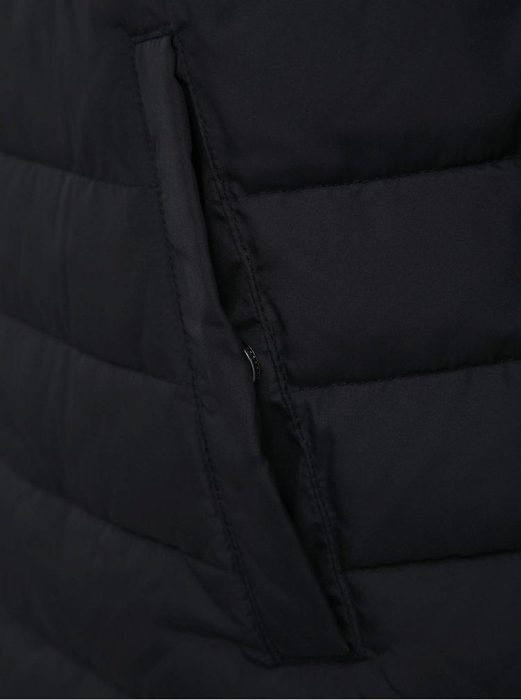 Tmavomodrá pánska prešívaná zimná bunda Calvin Klein Jeans