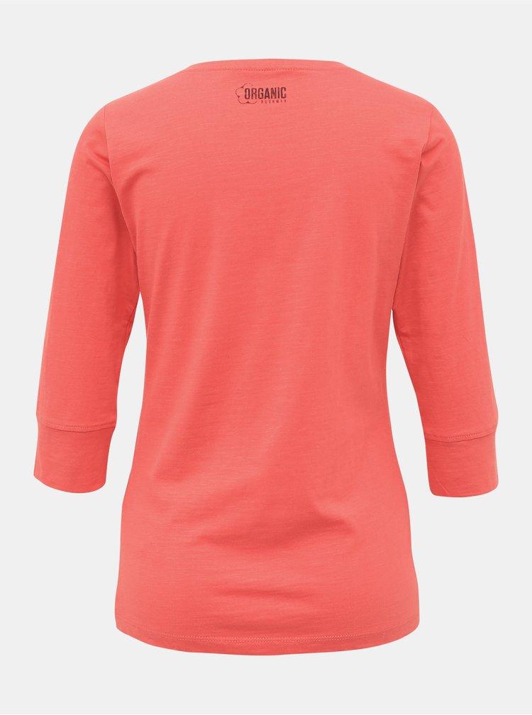 Korálové dámske tričko BUSHMAN Oraibi