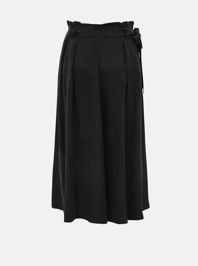 Černá midi sukně Selected Femme Fruth