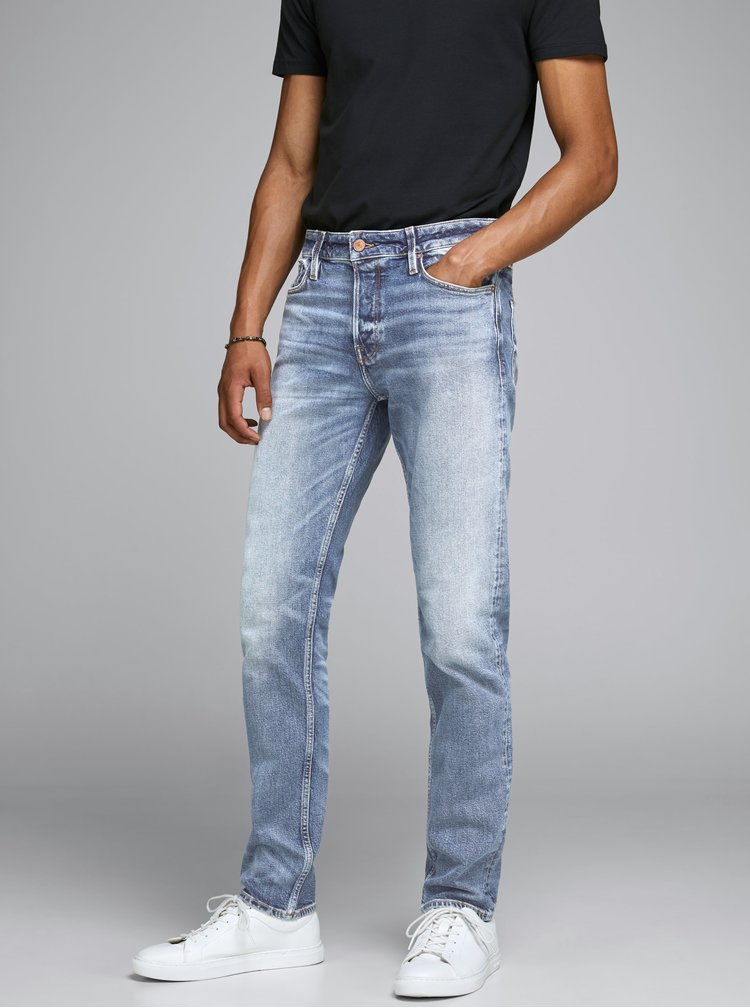 Světle modré džíny Jack & Jones Mike