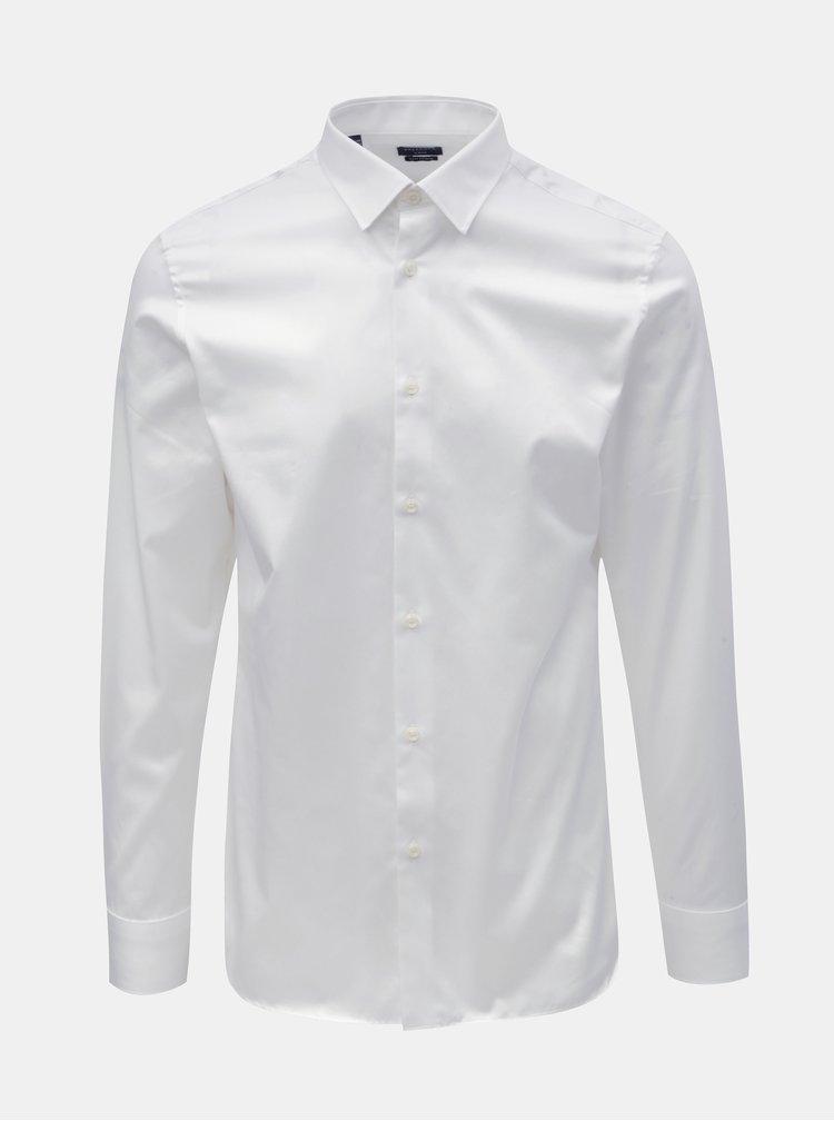 Camasa formala alba slim fit Selected Homme Pen-Pelle