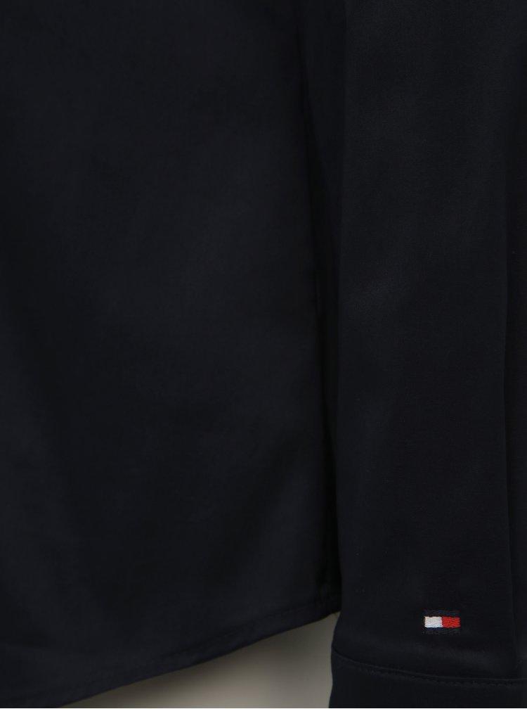 Tmavě modrá dámská košile Tommy Hilfiger Heritage