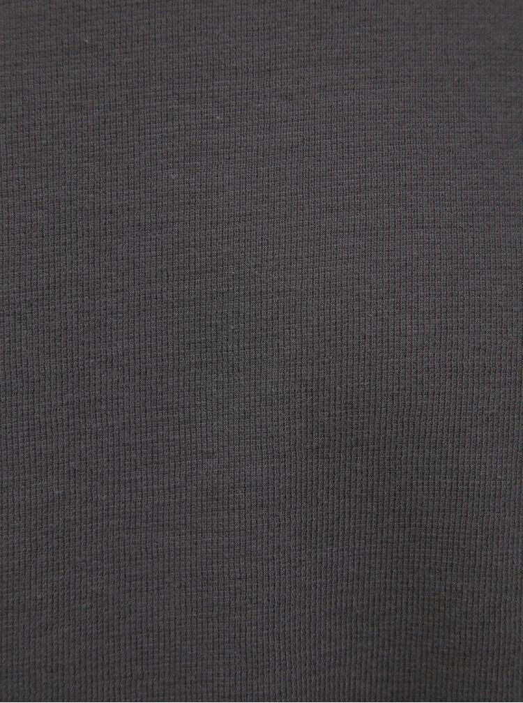 Tmavošedé basic tričko ONLY & SONS Truman