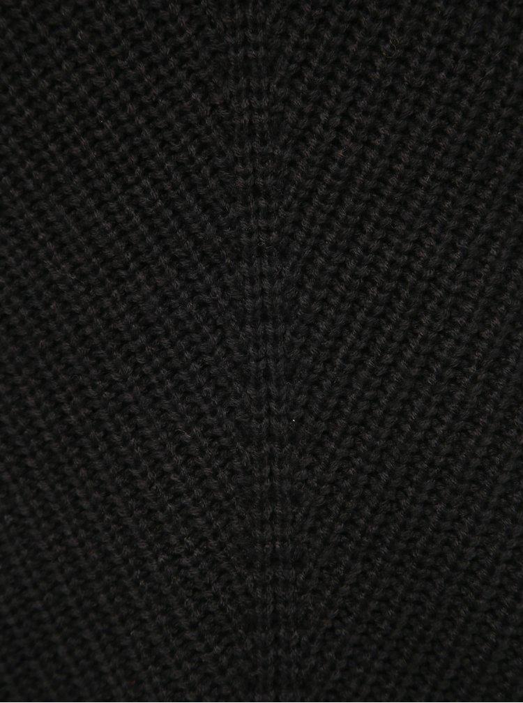 Čierny sveter ONLY Celtina