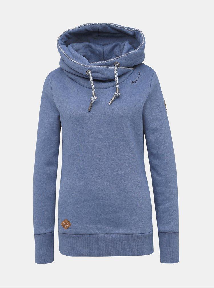Modrá dámská mikina Ragwear Gripy Bold