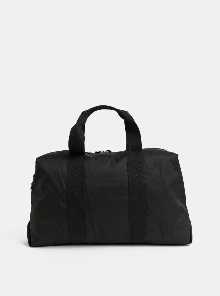 Černá cestovní taška Consigned