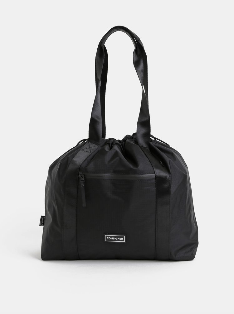 Černá cestovní taška Consigned Ionia