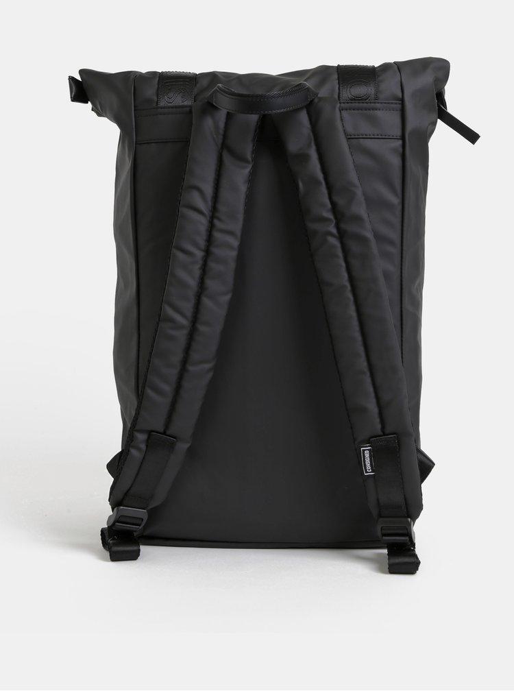 Černý batoh Consigned Isidor