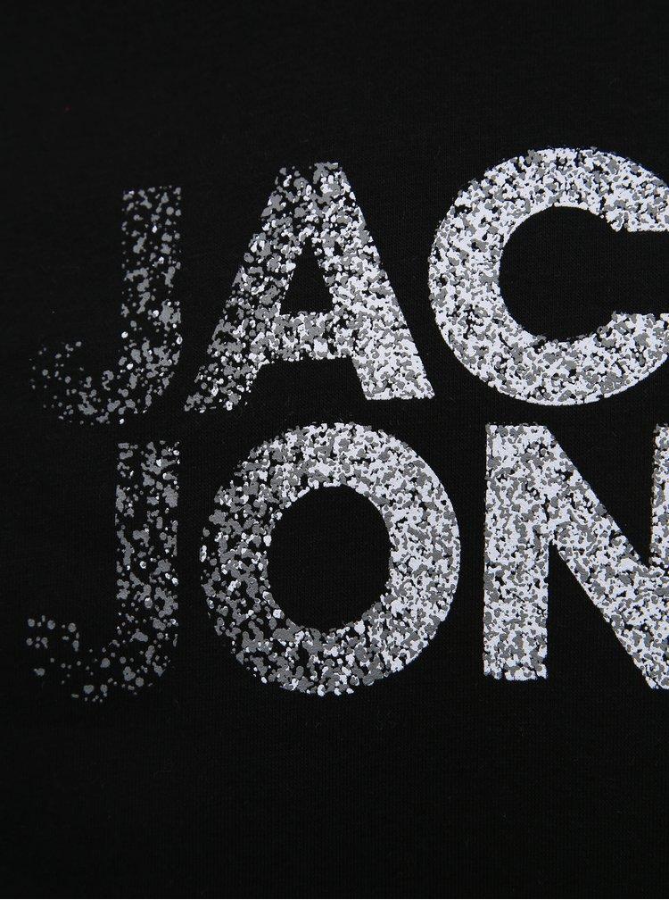 Černá mikina Jack & Jones Thunder