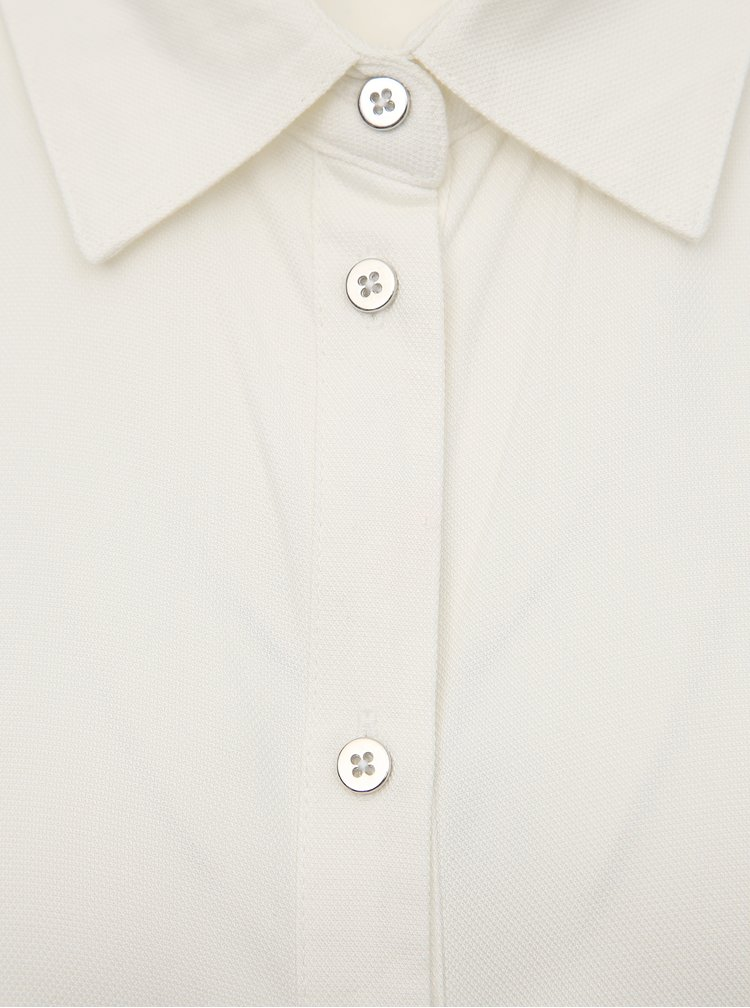 Biela košeľa VILA Jamille