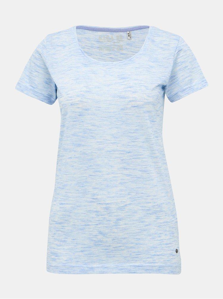 Modré dámske basic tričko killtec Magina