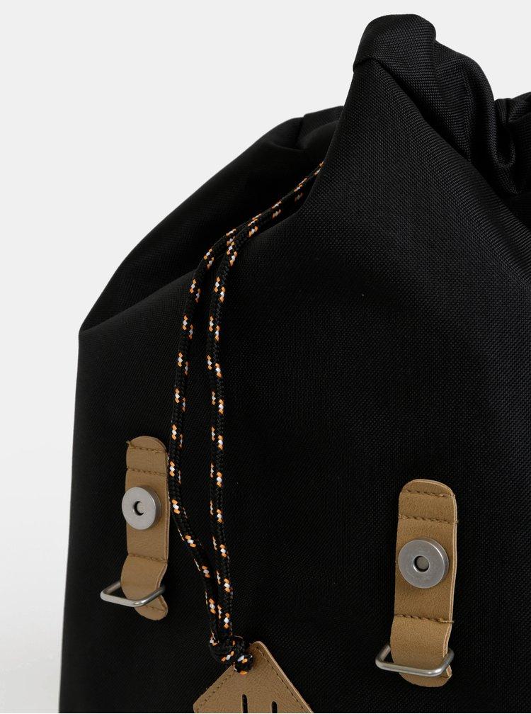 Černý batoh The Pack Society