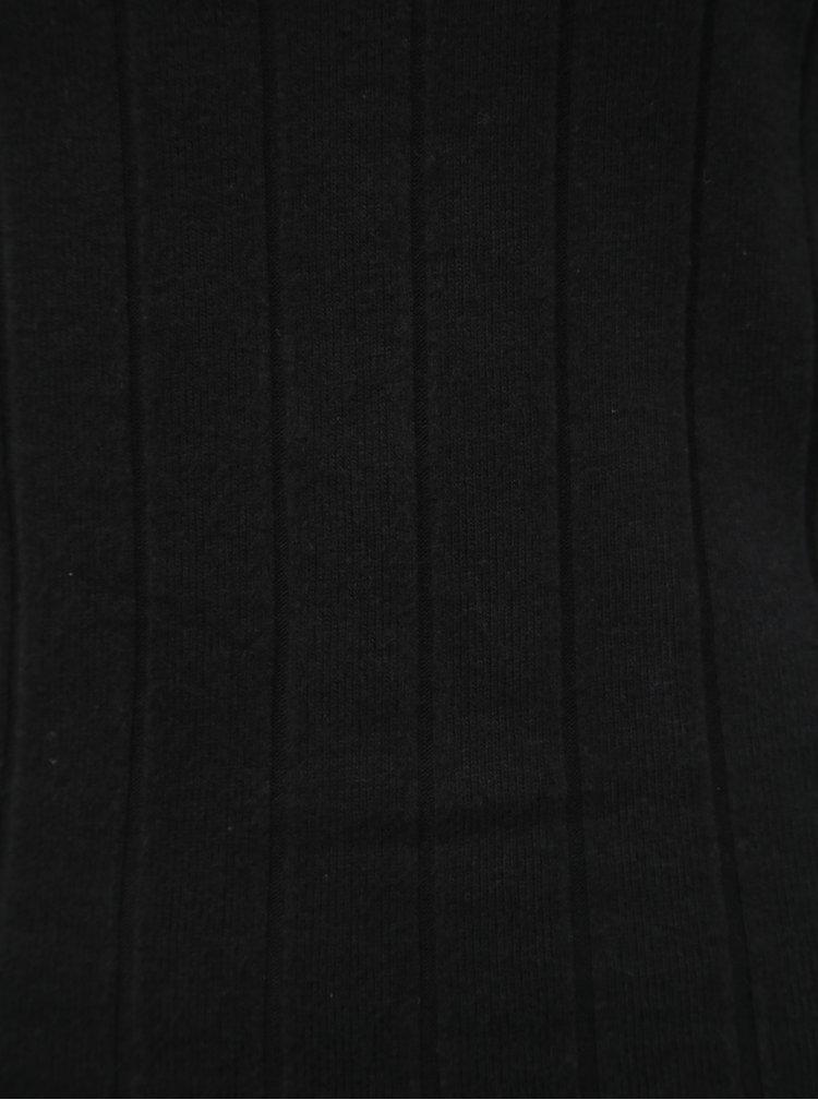 Černý basic svetr TALLY WEiJL