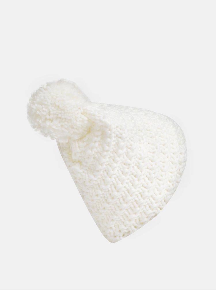 Bílá dámská čepice LOAP Zahra