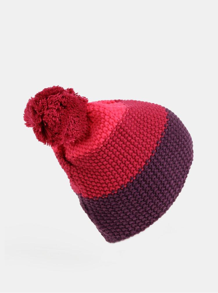Růžová dámská čepice LOAP Zimri