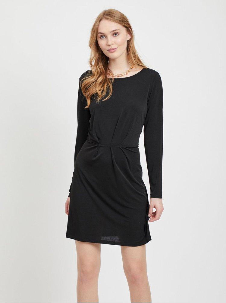 Čierne šaty VILA Classy