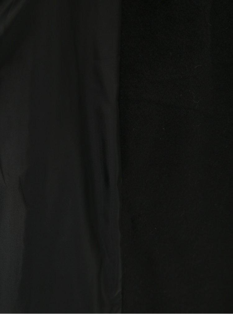 Čierny kabát TALLY WEiJL