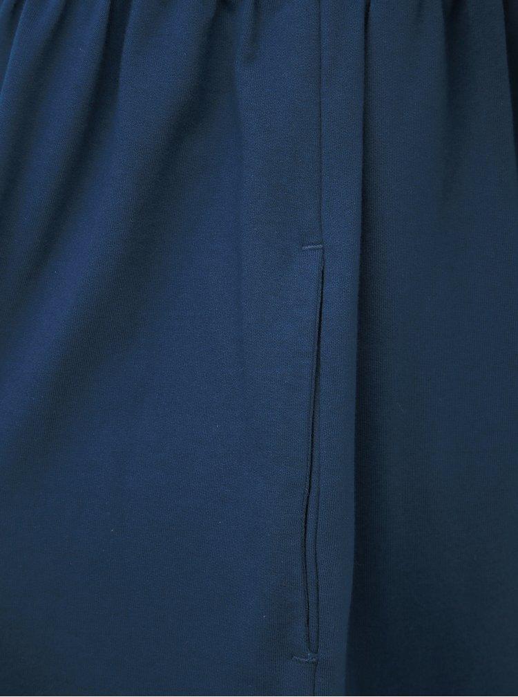 Tmavomodré mikinové šaty ZOOT Monika