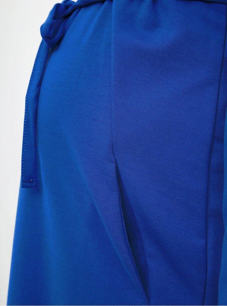 Modré púzdrové tehotenské šaty Mama.licious Jaden