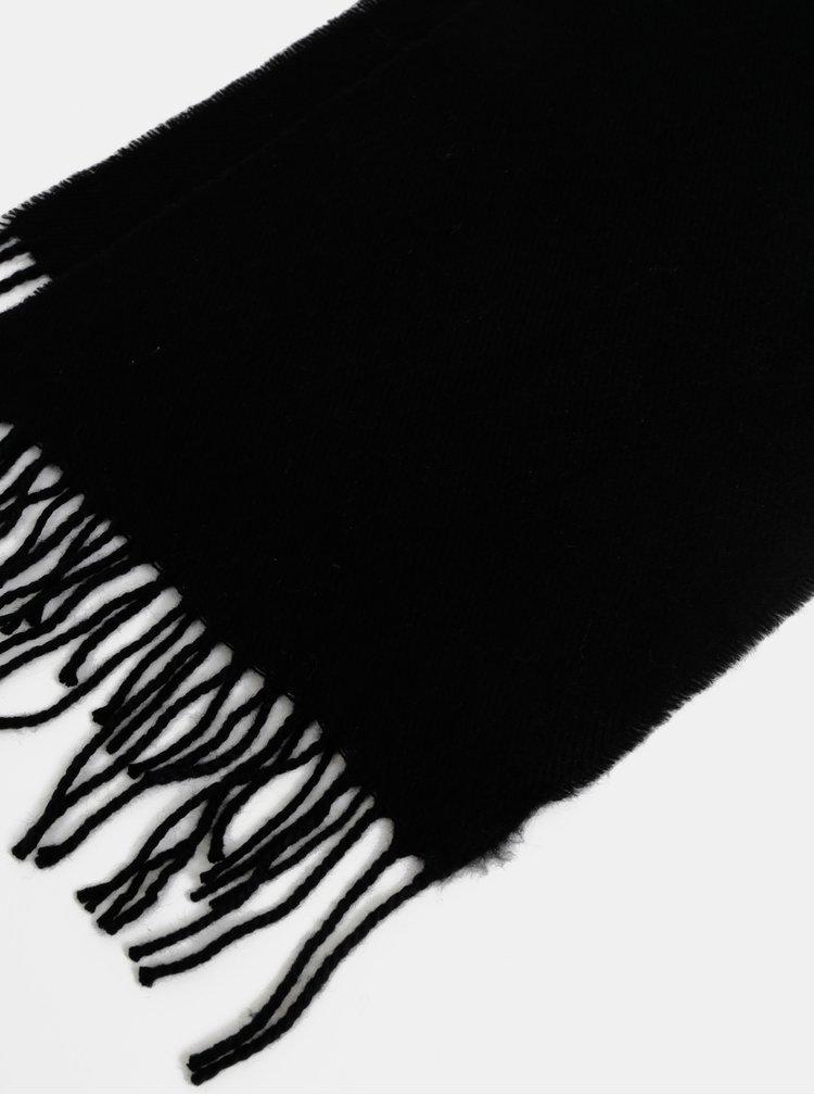 Černá šála Burton Menswear London