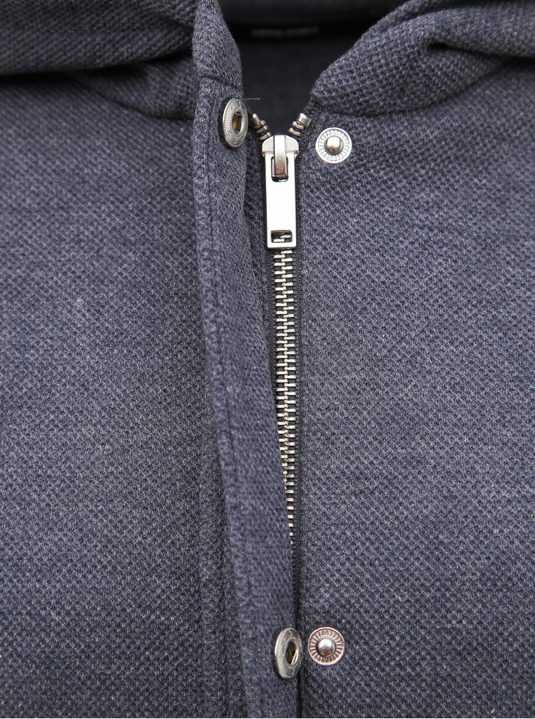 Modrý kabát VERO MODA