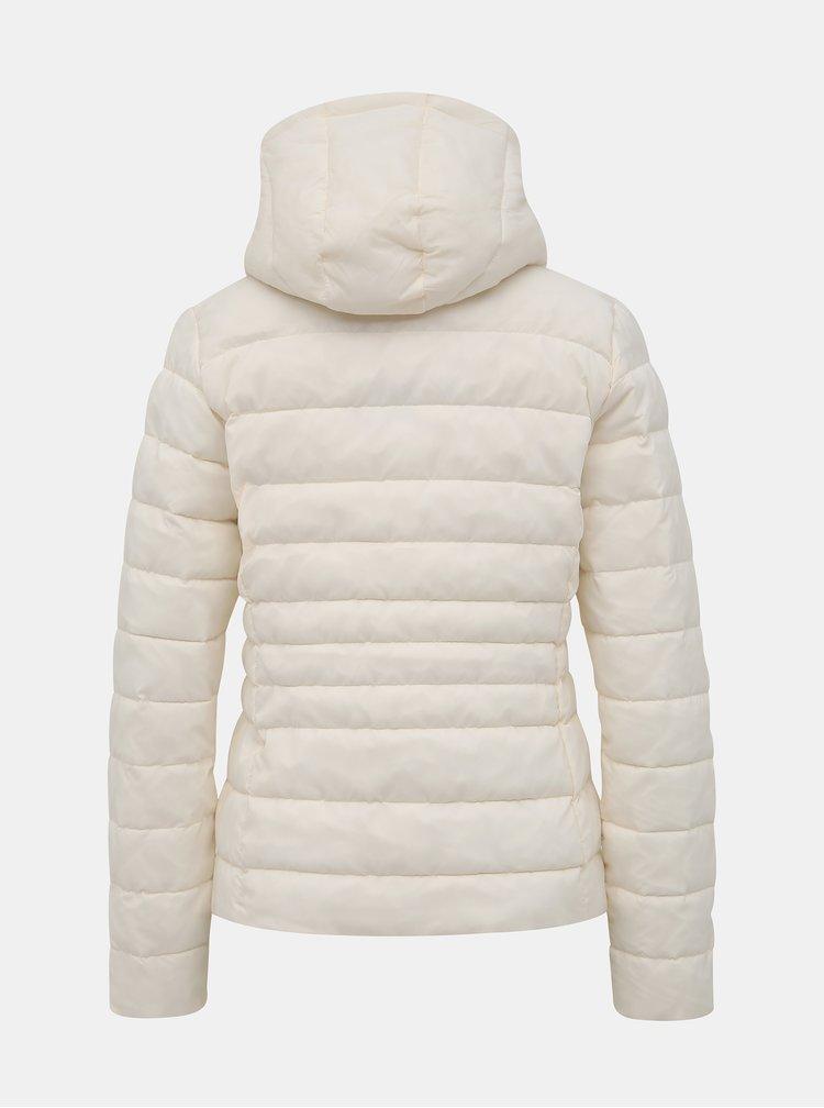 Bílá dámská prošívaná bunda Haily´s Dora