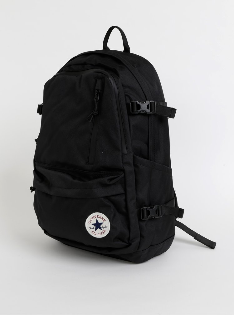Černý batoh Converse Straight Edge