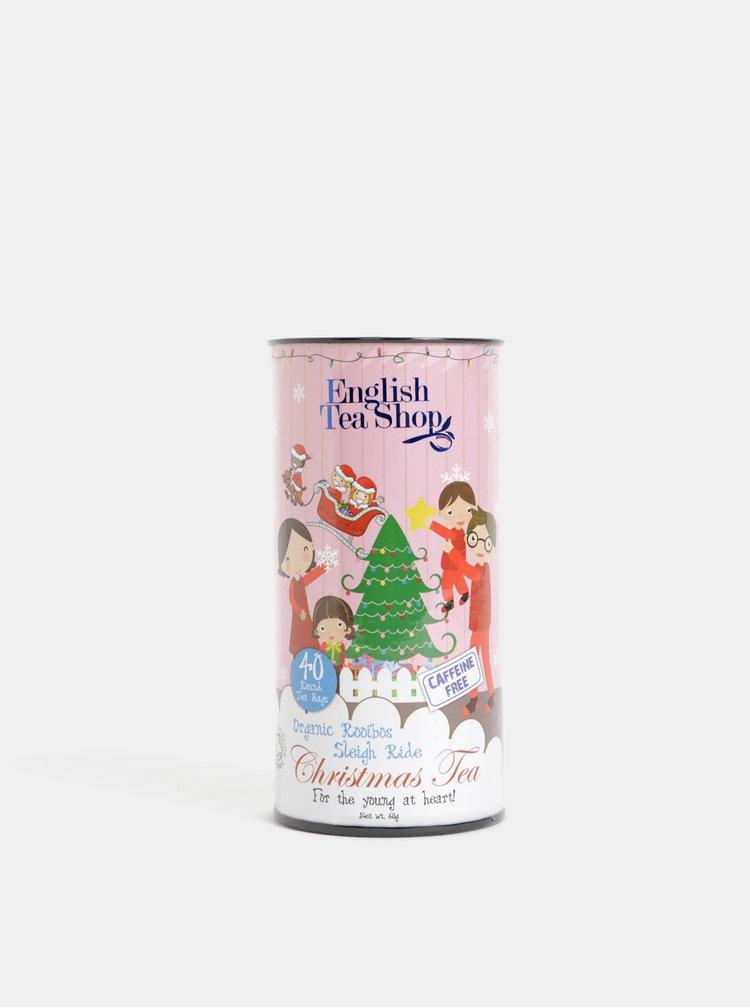 Ceai fara cofeina English Tea Shop Sleigh Ride