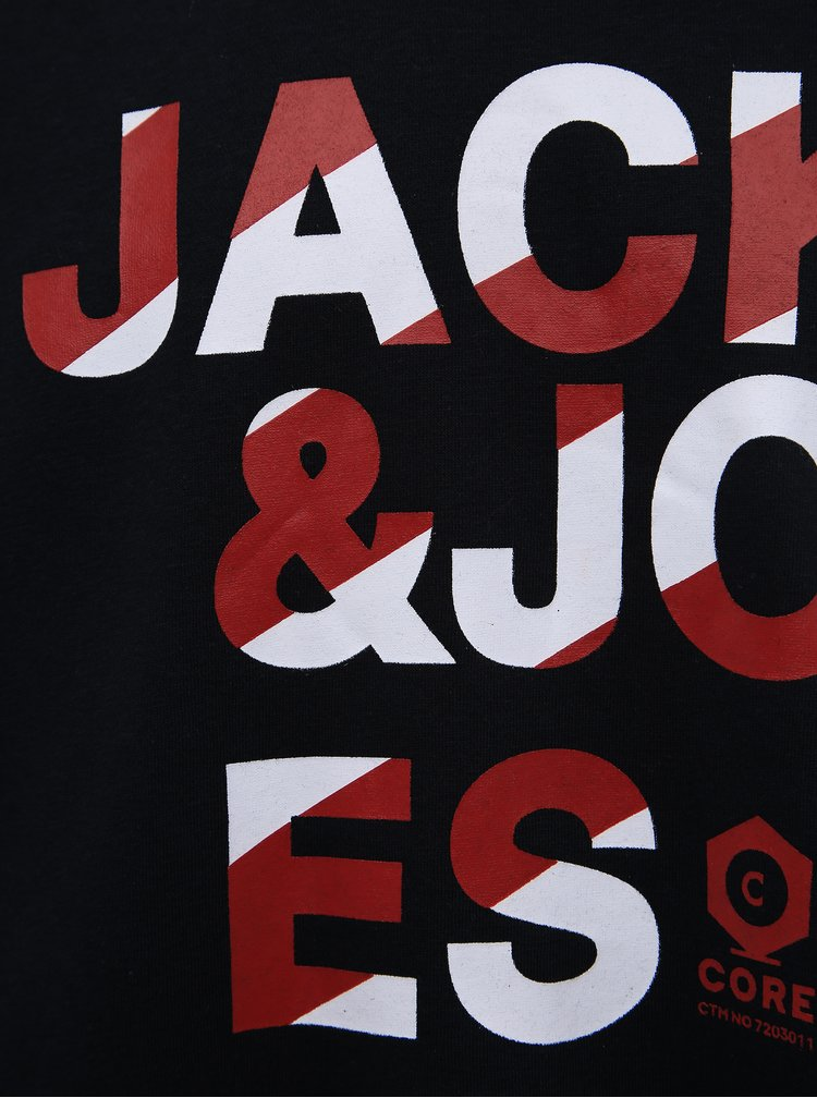 Tmavě modrá mikina Jack & Jones Dada