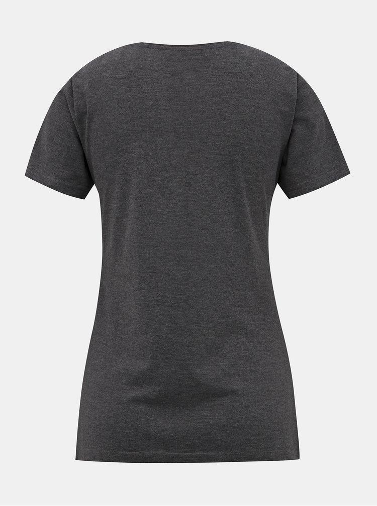 Šedé dámské tričko Blue Seven