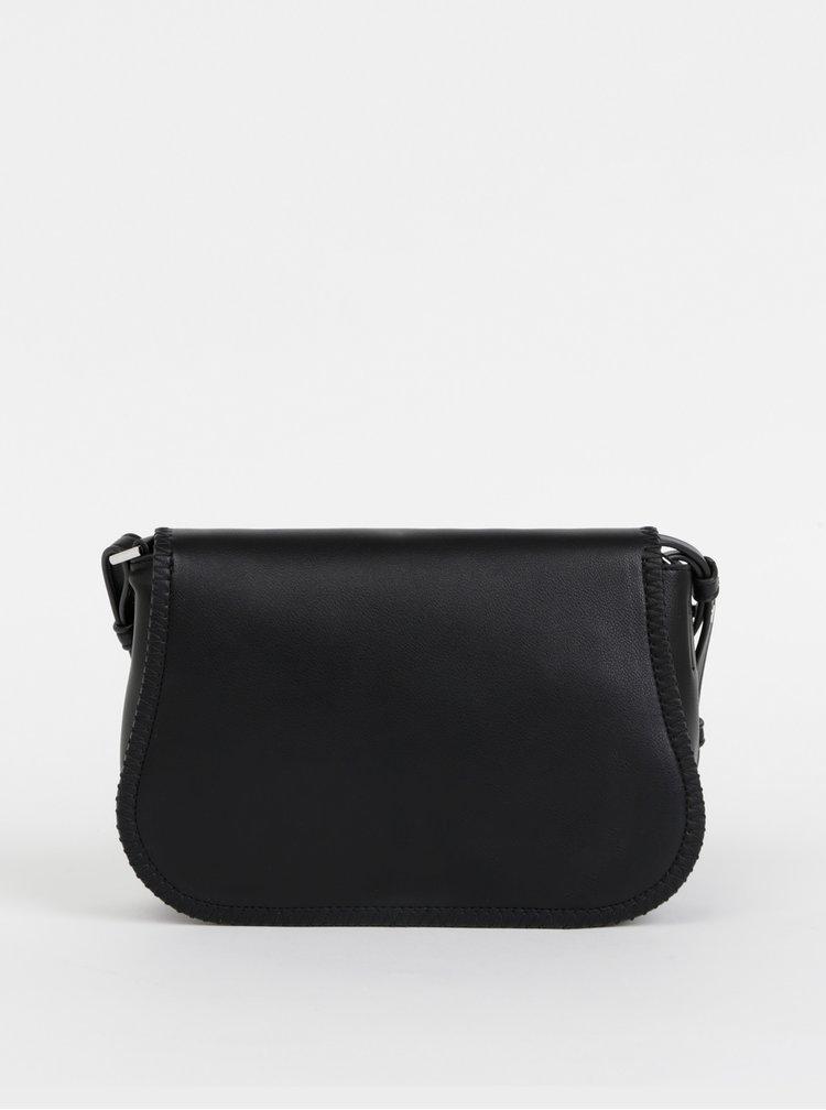 Černá crossbody kabelka Calvin Klein Jeans
