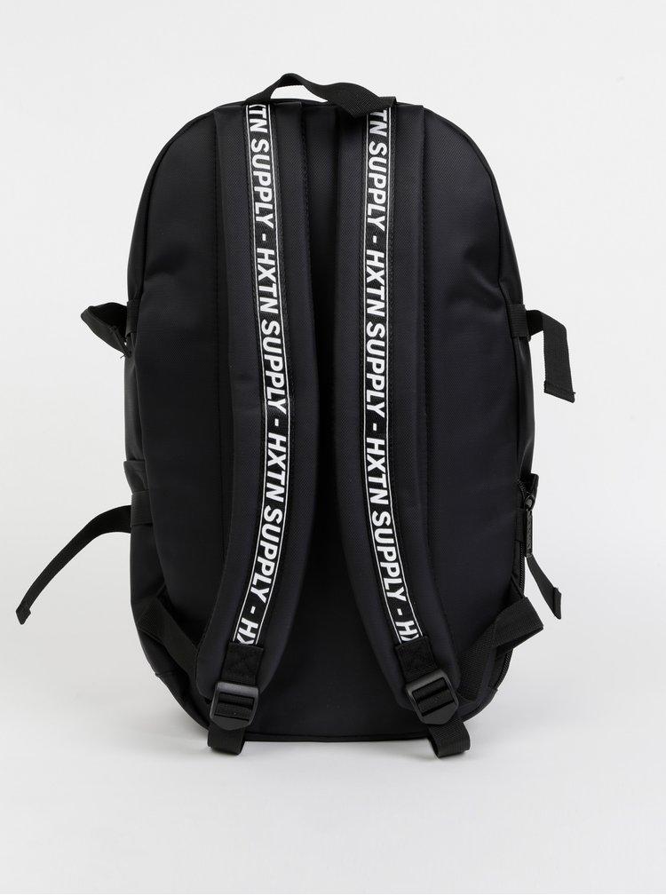 Černý batoh HXTN Supply Prime Barrack