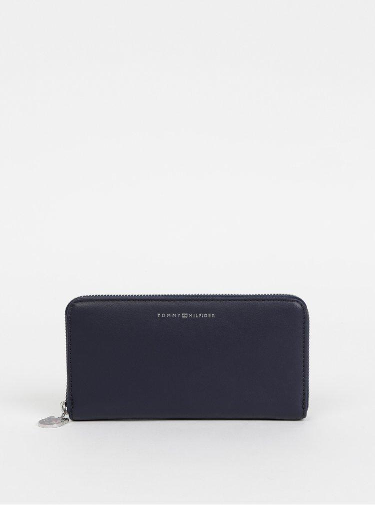 Tmavě modrá dámská peněženka Tommy Hilfiger