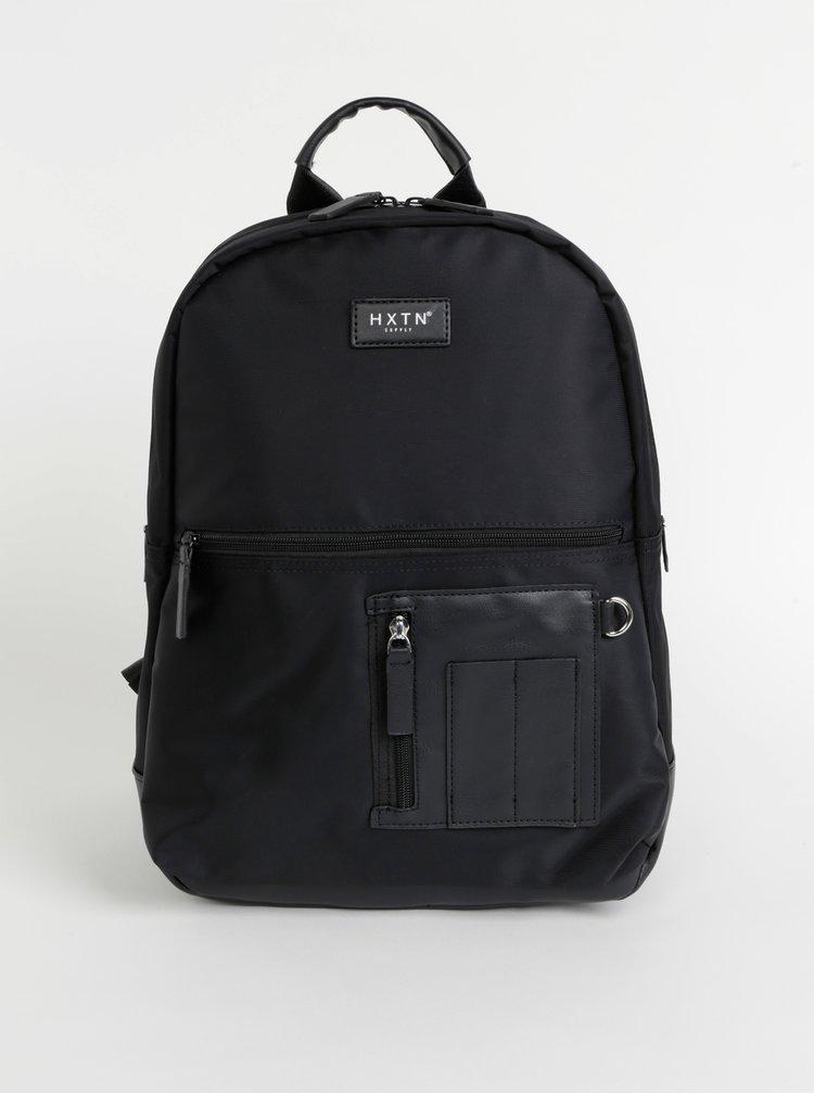 Černý batoh HXTN Supply Utility Discreet