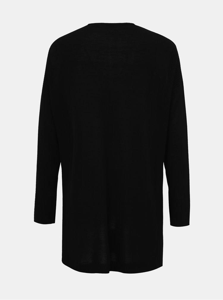 Čierny dámsky sveter Blue Seven