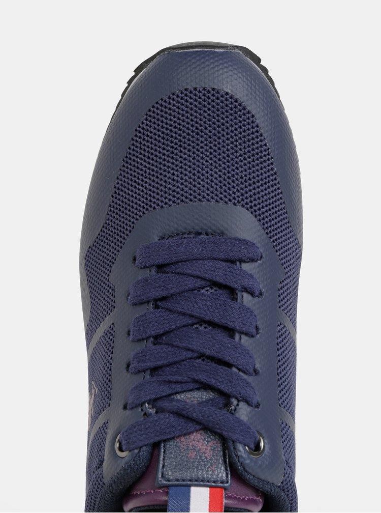 Tmavě modré dámské tenisky U.S. Polo Assn. Ambra