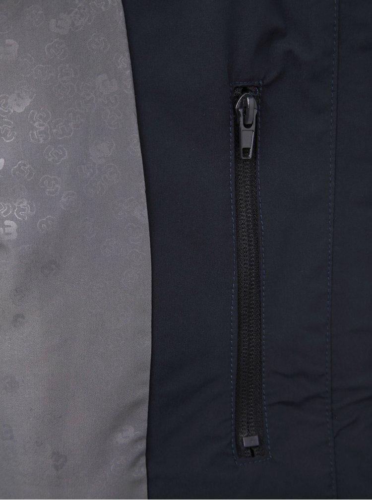 Tmavomodrá pánska funkčná ľahká bunda Ragwear Olsen