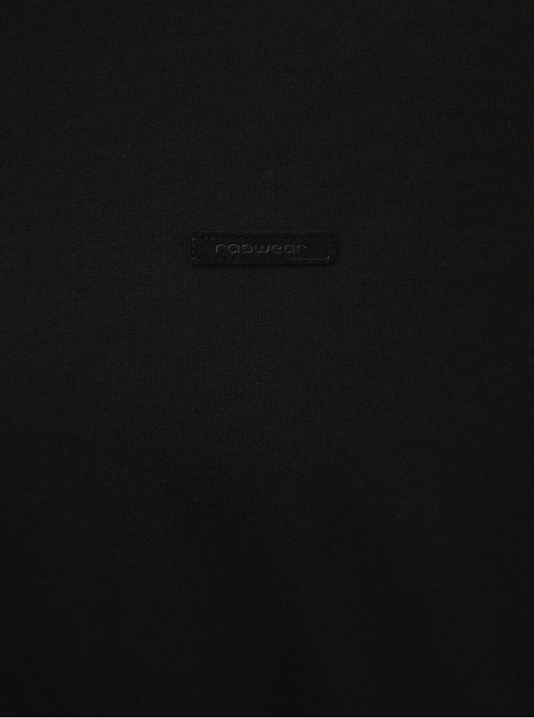 Černé pánské tričko Ragwear Venie