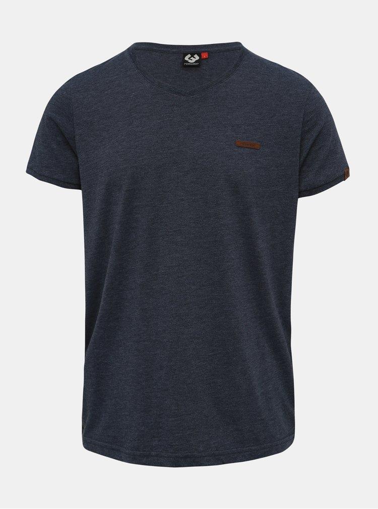 Modré pánské tričko Ragwear Venie