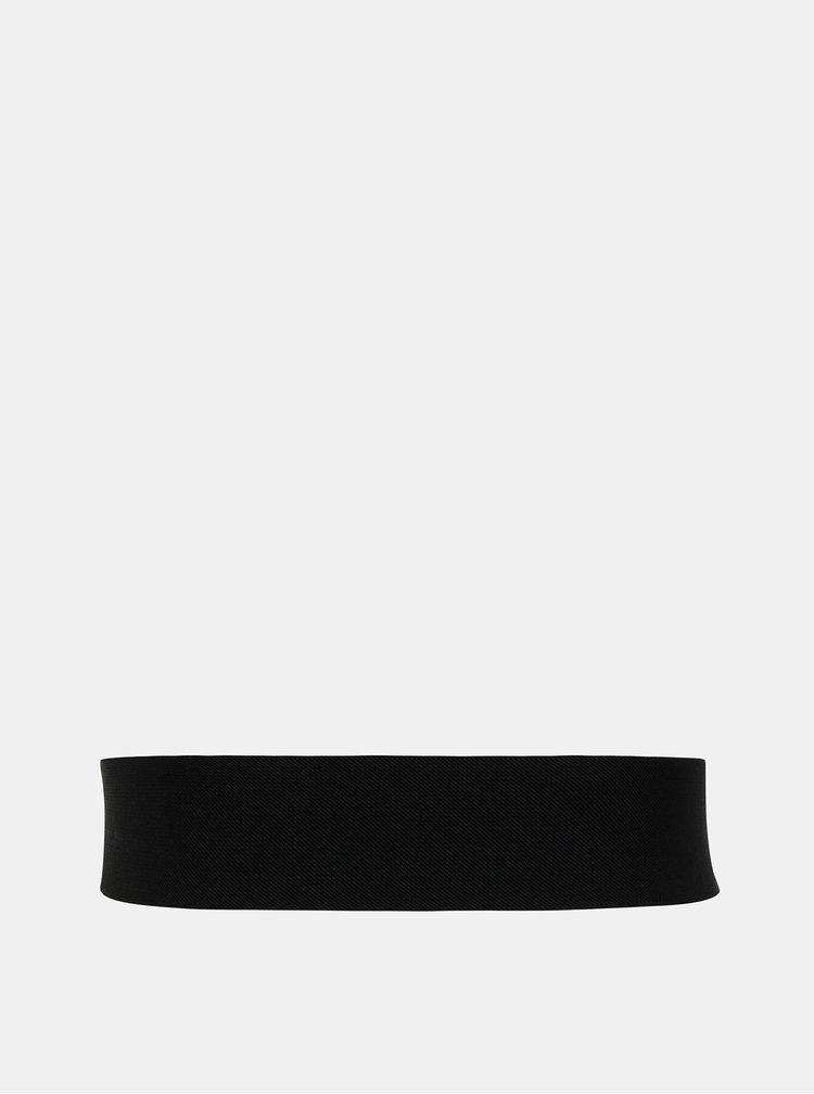 Černý pásek Pieces Nona