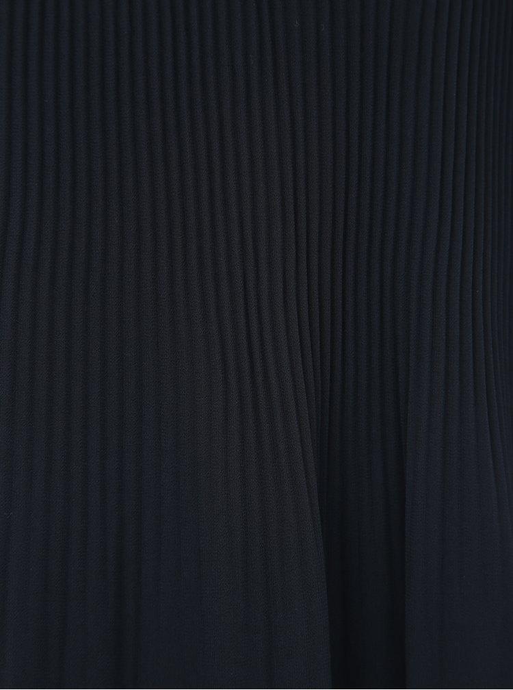 Tmavomodré šaty VILA Toni