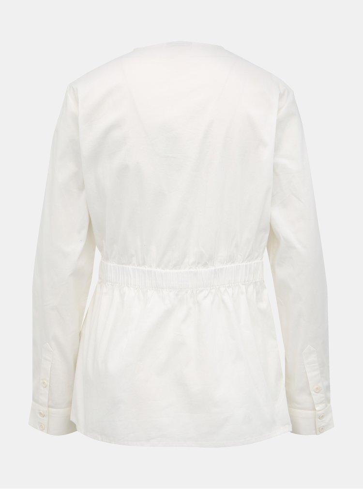 Bílá kojicí halenka Mama.licious Graze