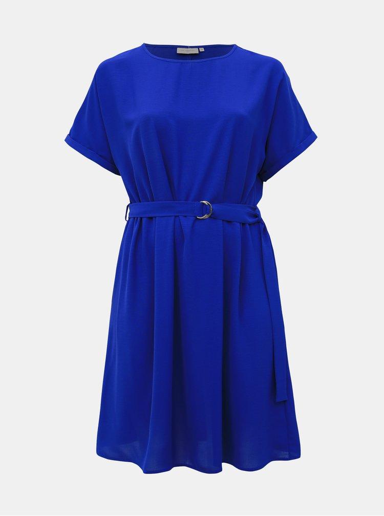 Modré šaty ONLY CARMAKOMA Malikka