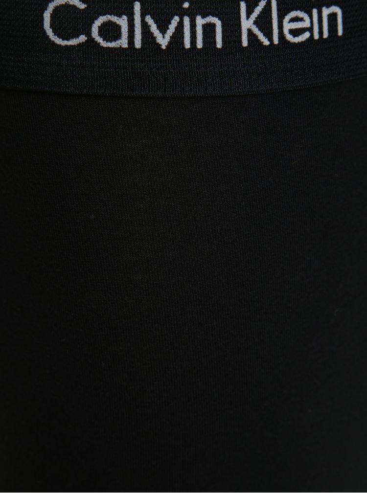 Súprava troch classic fit boxeriek v čiernej farbe Calvin Klein Underwear