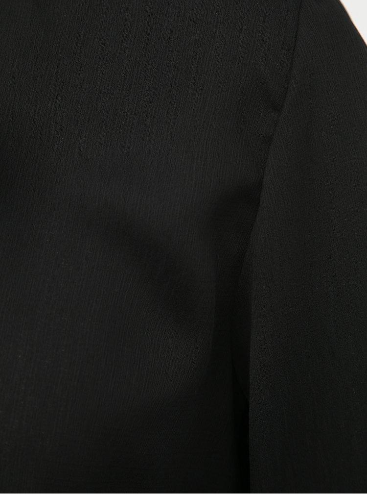Čierna blúzka Jacqueline de Yong Aubrey
