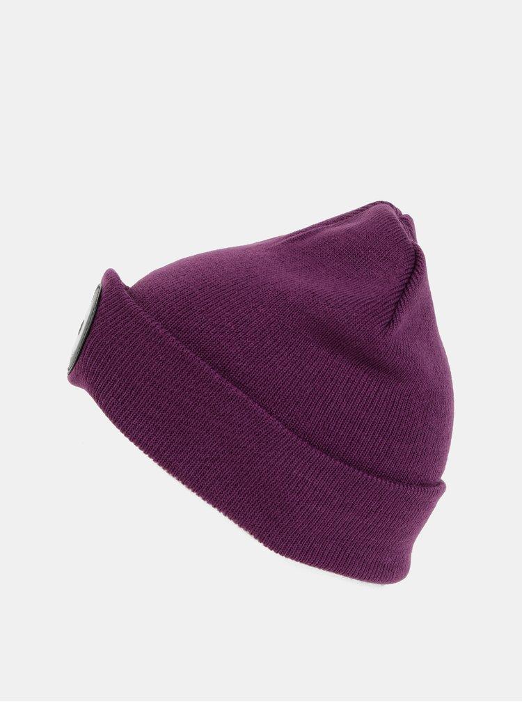 Fialová čapica so svetlom Portland