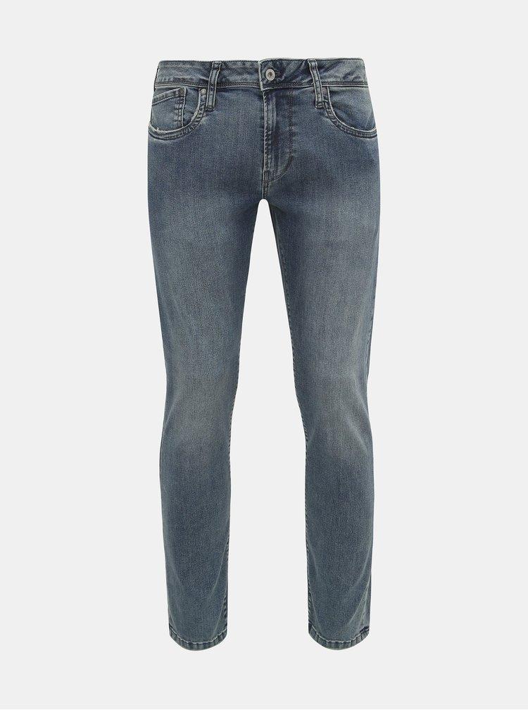 Slim fit pentru barbati Pepe Jeans - albastru