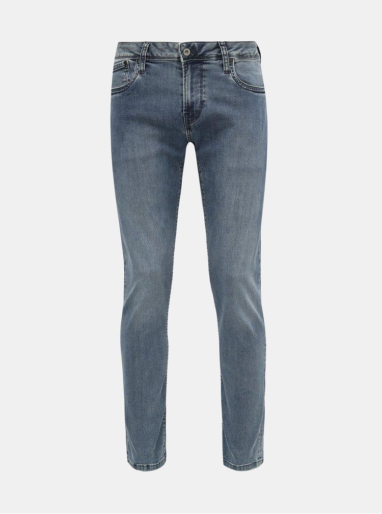 Světle modré pánské slim fit džíny Pepe Jeans Hatch