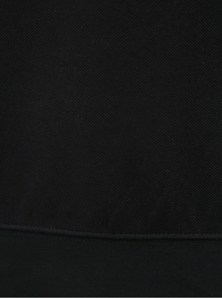 Černá basic mikina Selected Homme Rami